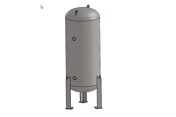 Compressor Skid